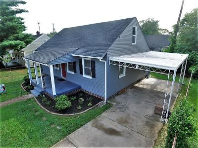 Old Hickory Single Family Home Under Contract - Showing: 1010 Berry St