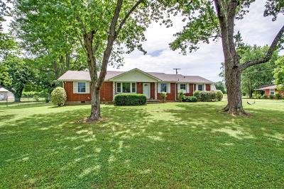 Joelton Single Family Home For Sale: 6098 Clarksville Pike