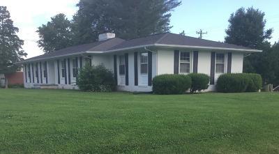 Lawrenceburg Single Family Home For Sale: 1506 Frances St
