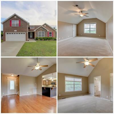 Houston County, Montgomery County, Stewart County Single Family Home Under Contract - Not Showing: 1112 Ishee Dr.