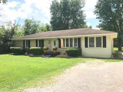 Marshall County Single Family Home Under Contract - Showing: 3276 Nashville Hwy