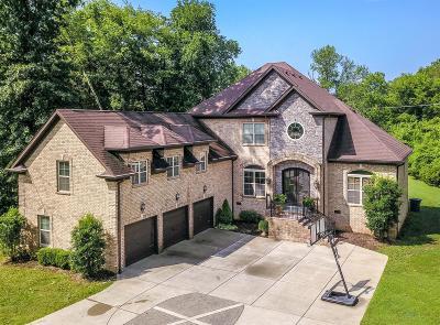Hendersonville Single Family Home For Sale: 400 Indian Lake Rd