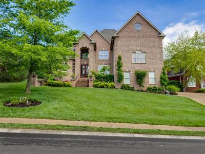 Hendersonville Single Family Home Under Contract - Showing: 185 Spy Glass Way