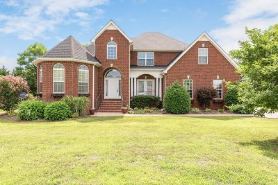 Murfreesboro Single Family Home For Sale: 2623 Belle Rive Dr