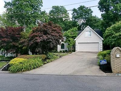 Smyrna Single Family Home For Sale: 109 Saint Martins Ln