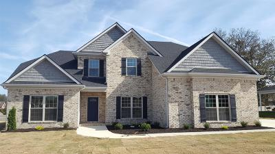 Murfreesboro Single Family Home Under Contract - Not Showing: 2305 Tin Cup Dr.- #83