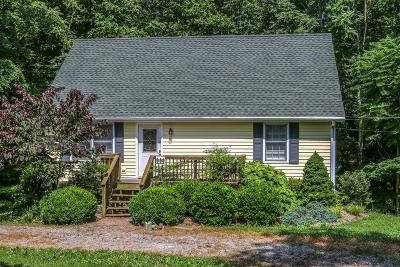 Smithville TN Single Family Home Under Contract - Showing: $159,900