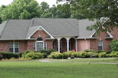 Dickson TN Single Family Home Under Contract - Showing: $419,000