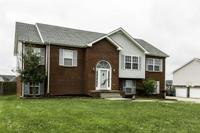 Clarksville TN Single Family Home For Sale: $263,000