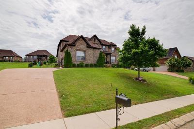 Hendersonville Single Family Home Under Contract - Showing: 1010 Del Ray Trl