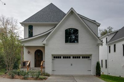 Green Hills Single Family Home For Sale: 3705 B Estes Rd