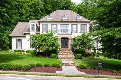 Franklin Single Family Home Under Contract - Showing: 1108 Vaughn Crest Dr