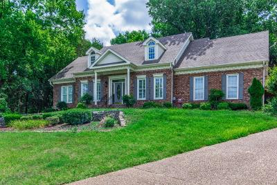 Brentwood Single Family Home For Sale: 1730 Saddle Ct