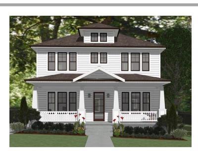Sylvan Park Single Family Home For Sale: 5313 Nevada Ave
