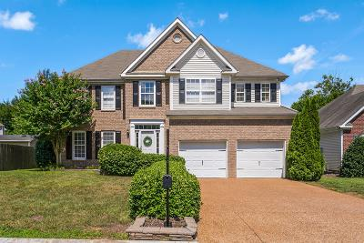 Thompsons Station  Single Family Home Under Contract - Showing: 1035 Watauga Ct