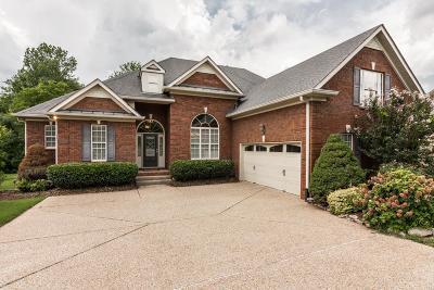 Hendersonville Single Family Home For Sale: 1007 Orange Blossom Ct