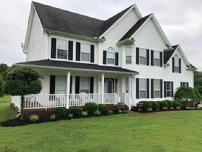 Sumner County Single Family Home For Sale: 316 Lindsey Hollow Rd