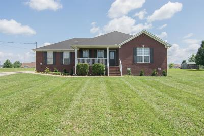 Marshall County Single Family Home Under Contract - Showing: 2126 Horton Way