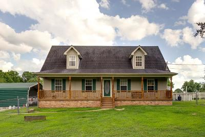 Lewisburg Single Family Home Under Contract - Showing: 1428 McCool Rd