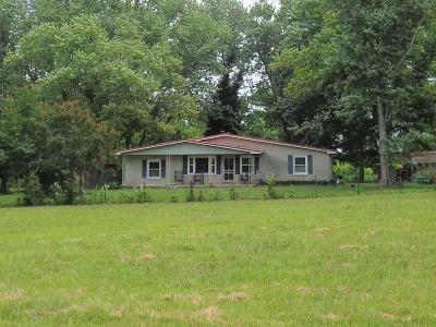 Lawrenceburg Single Family Home For Sale: 46 Gore Rd