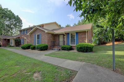 Clarksville Condo/Townhouse Under Contract - Showing: 3083 Woody Ln