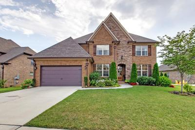 Spring Hill Single Family Home Under Contract - Showing: 7023 Brindle Ridge Way