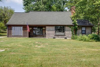 Single Family Home For Sale: 1017 Franklin Rd