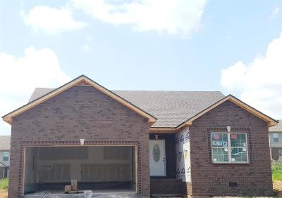Autumn Creek Single Family Home Under Contract - Showing: 236 Autumn Creek