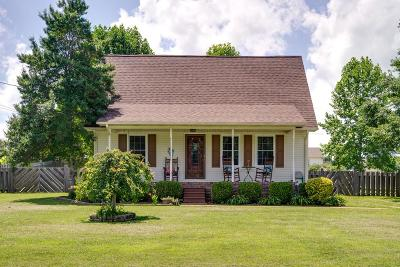 Lawrenceburg Single Family Home For Sale: 411 Belew Dr