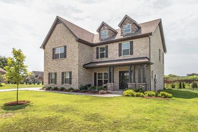 Rutherford County Single Family Home Under Contract - Not Showing: 2513 Anthem Way