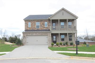 Gallatin Single Family Home For Sale: 1744 Foxland Blvd