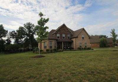 Rutherford County Single Family Home Under Contract - Not Showing: 814 Twin View Dr