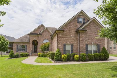 Hendersonville Single Family Home For Sale: 1013 Smoke Rise Ln