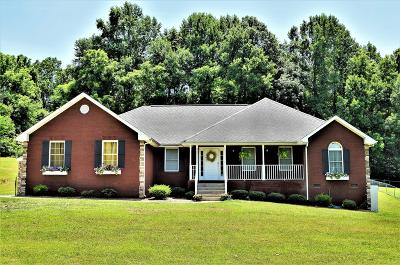 Chapmansboro Single Family Home For Sale: 1649 Old Clarksville Pike