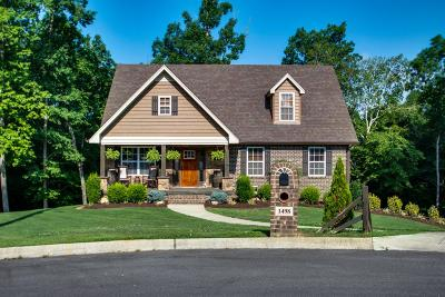 Ashland City Single Family Home Under Contract - Showing: 1498 Eastland Dr