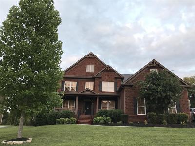 Nolensville Single Family Home For Sale: 2544 Benington Pl