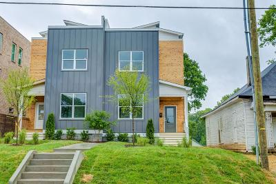 Single Family Home Under Contract - Showing: 11 B N Hill St