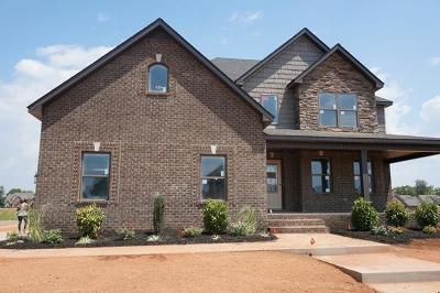 Clarksville Single Family Home For Sale: 16 Kingston's Cove