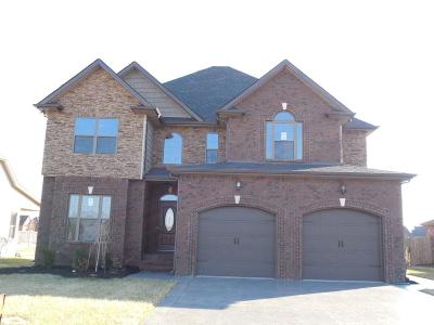 Clarksville Single Family Home For Sale: 9 Porter Hills