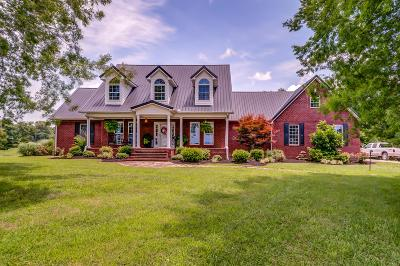 Hurricane Mills Single Family Home Under Contract - Showing: 944 Cedar Grove Rd