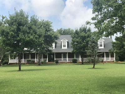 Pleasant View Single Family Home For Sale: 1712 Mosley Ferry Rd