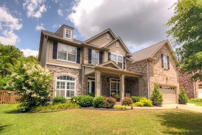 Nolensville Single Family Home Under Contract - Showing: 3068 Ballenger Dr