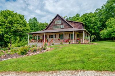 Nunnelly Single Family Home For Sale: 3178 Old Beaver Creek Rd