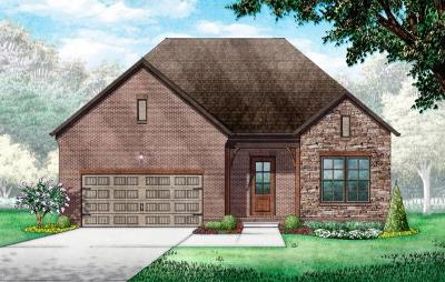 Dickson Single Family Home For Sale: 13 Quail Hollow Way - Lot 13