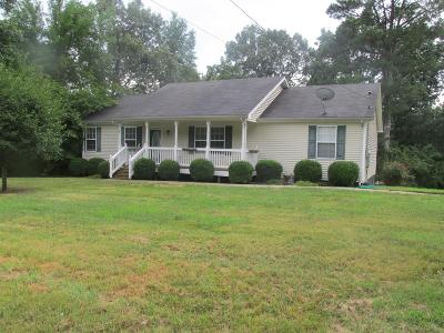 Pegram Single Family Home Under Contract - Showing: 1018 E Sears Rd