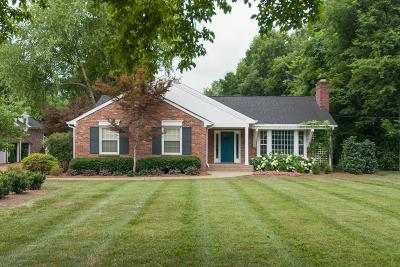 Single Family Home For Sale: 926 Caldwell Ln