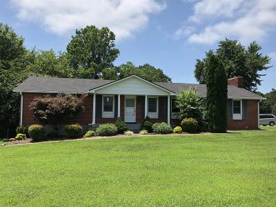 Ashland City Single Family Home For Sale: 501 Skyview Dr