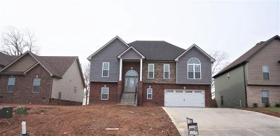 Clarksville Single Family Home For Sale: 48 Griffey Estates