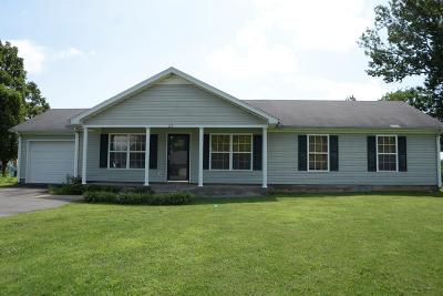 Murfreesboro Single Family Home For Sale: 238 Antler Dr