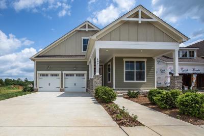 Hendersonville Single Family Home For Sale: 119 Edenburg Dr. Lot 331